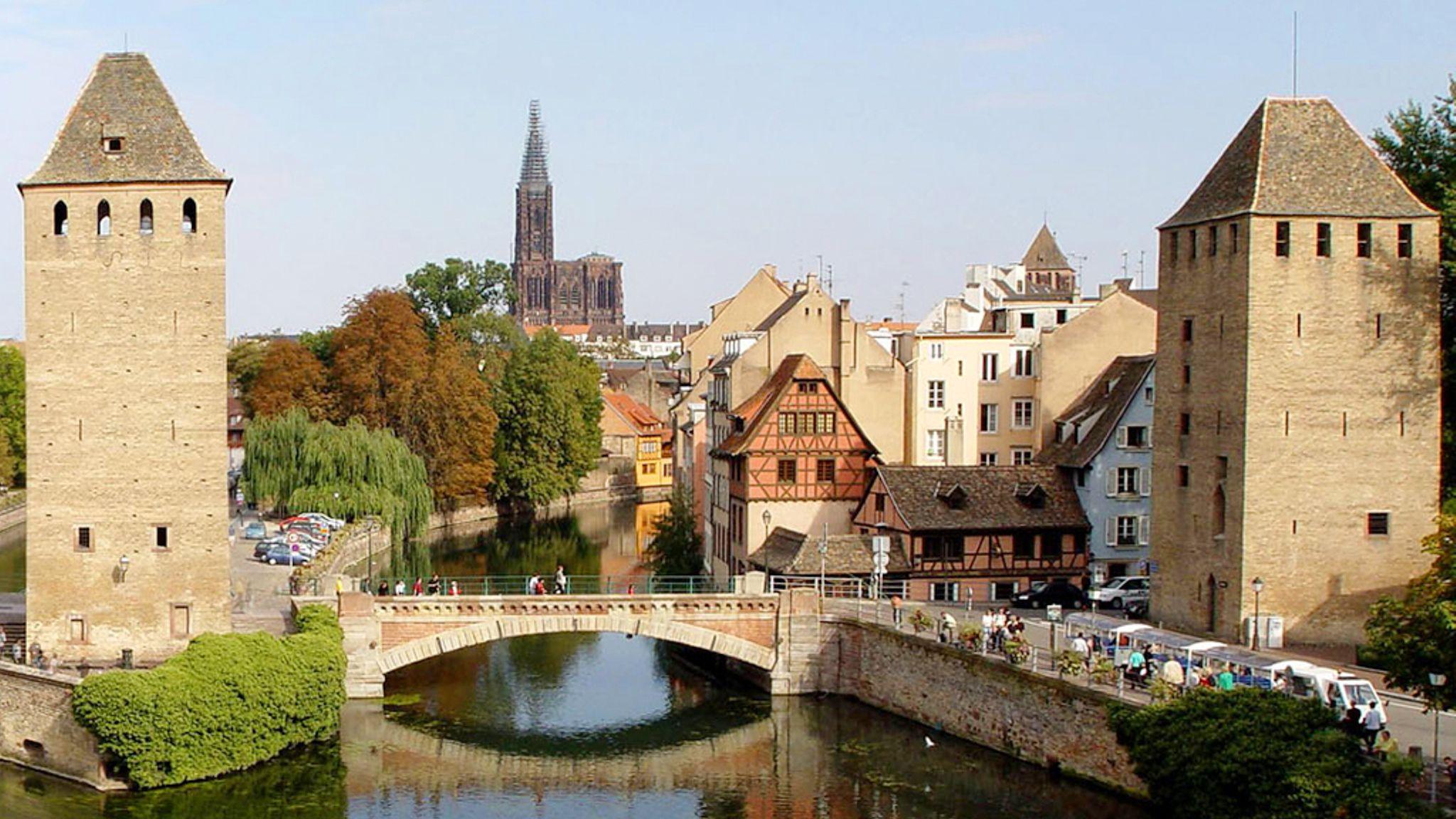 Tagesausflug ab Frankfurt nach Baden-Baden und Straßburg