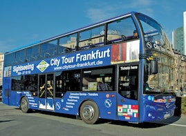 Frankfurt Hop-On Hop-Off Tour