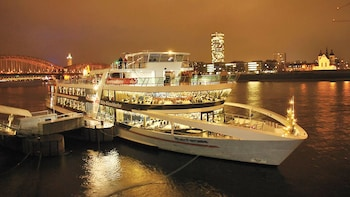 Cologne Dinner Cruise with All-You-Can-Eat Buffet & Drinks