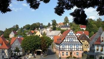 Foto 3 von 5 laden Village buildings in Saxon Switzerland