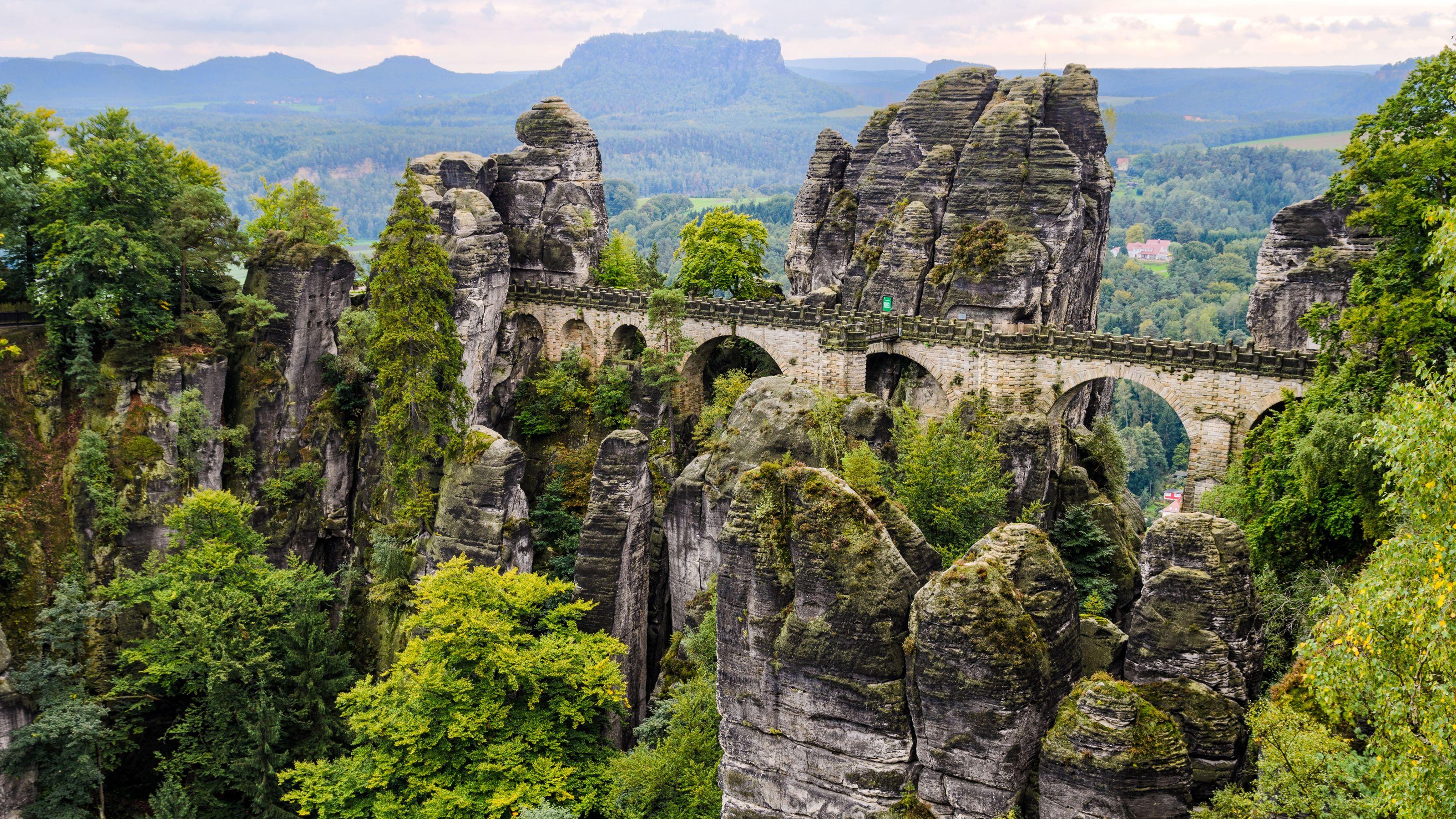 Halbtagesausflug in den Nationalpark Sächsische Schweiz