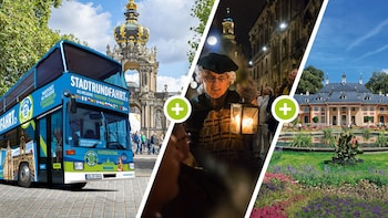 2-Day Grand Sightseeing City Tour - Hop On Hop Off