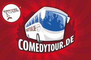 Comedy-Bustour durch Hamburg