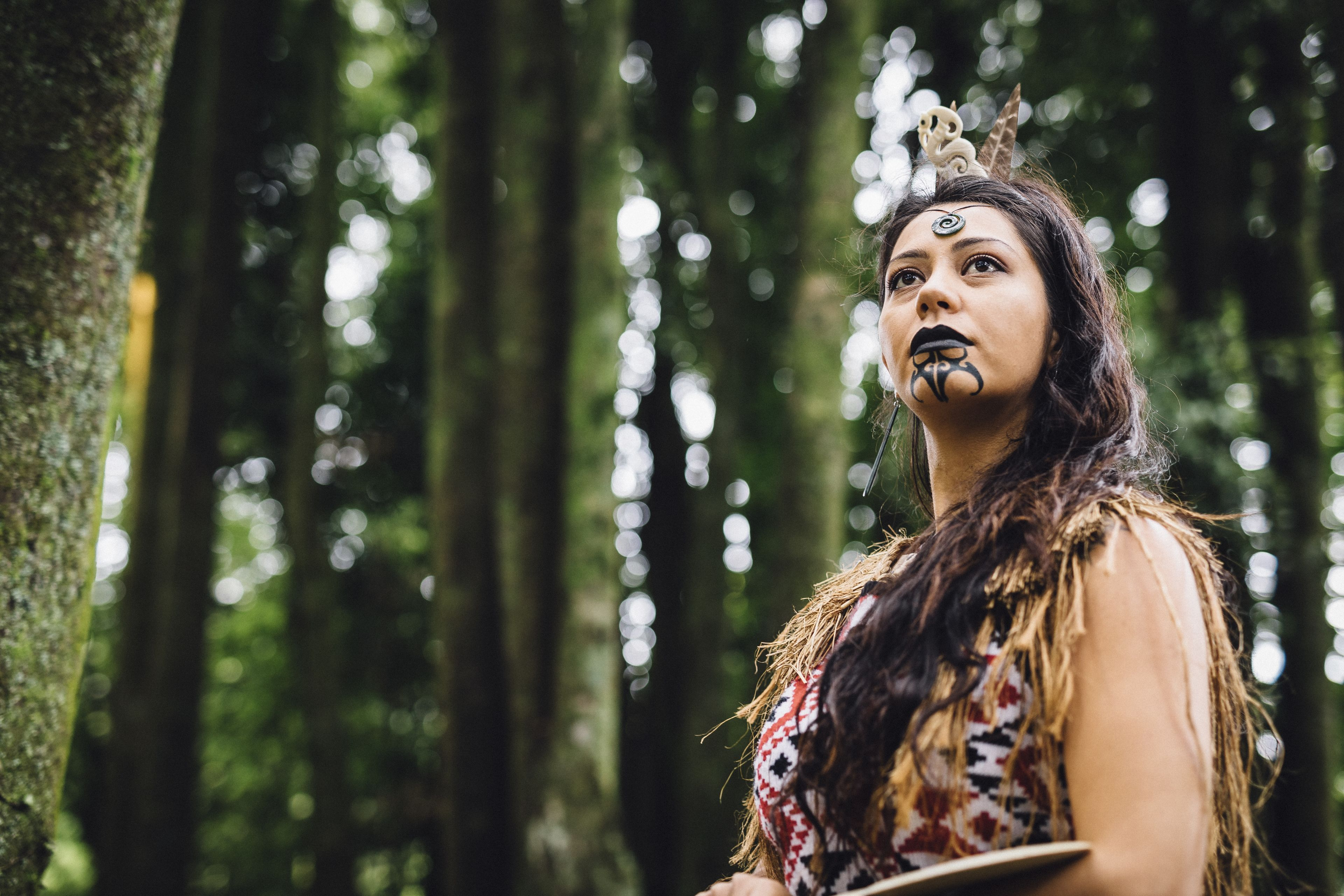 Tamaki Maori Village Cultural Discovery & Hangi Feast