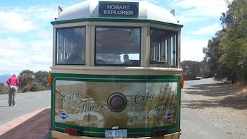霍巴特半日观光电车游览