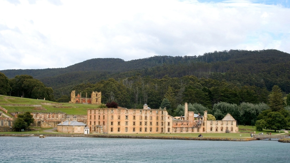 Show item 4 of 6. Gorgeous view of Port Arthur Historic Site in Australia