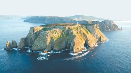 Aerial view of the gorgeous Tasman Peninsula