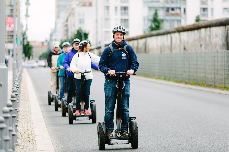 Segway-tur i Berlin