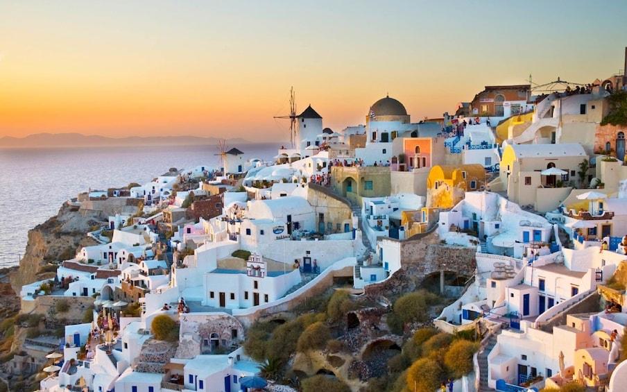 Santorini Island Full-Day Tour from Crete