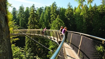 Capilano Suspension Bridge Park Tickets