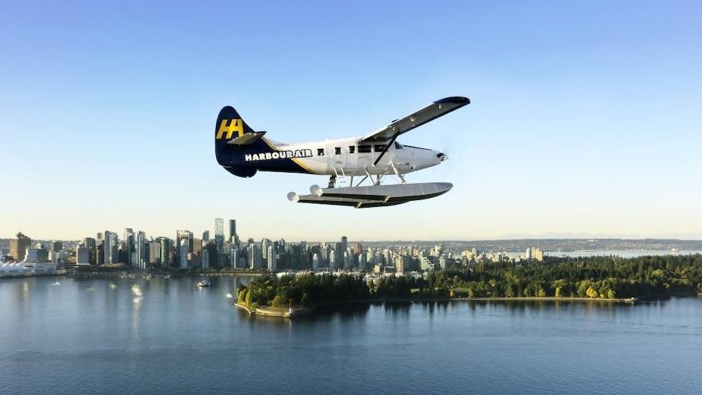 正在顯示第 5 張相片,共 8 張。 Vancouver Aerial Tour
