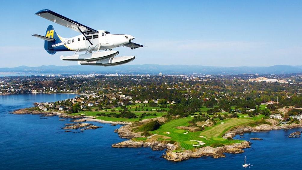 Show item 2 of 8. Victoria Panorama Seaplane Tour