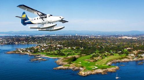 Victoria Panorama Seaplane Tour