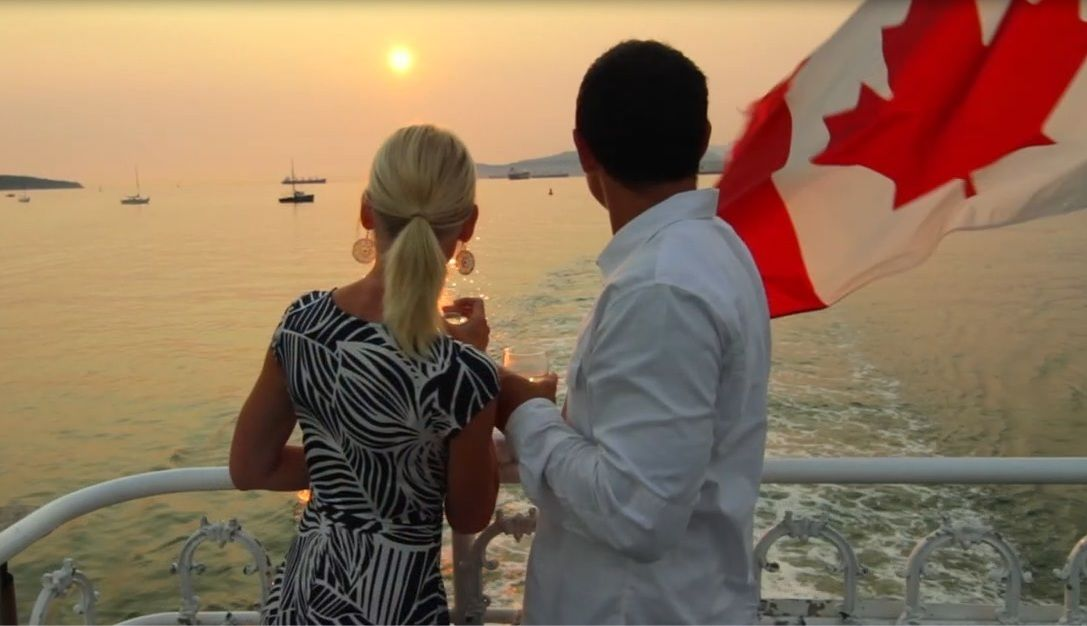 Vancouver Sunset Dinner Cruise