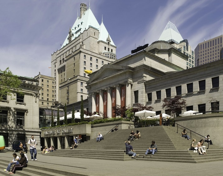 Show item 4 of 8. Vancouver Art Gallery Skip-the-Line Admission Tickets