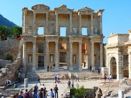 The House of the Virgin Mary & Ephesus town tour ;Solo;Group