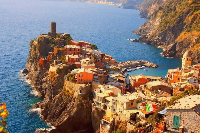 Show item 5 of 8. Cinque Terre Hiking Tour From La Spezia Train Station