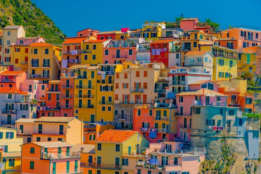 Show item 2 of 8. Cinque Terre Hiking Tour From La Spezia Train Station