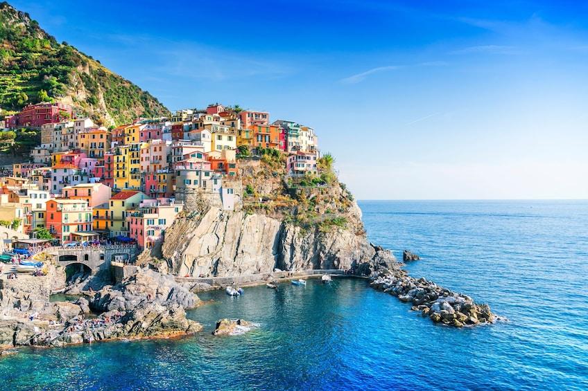 Show item 3 of 8. Cinque Terre Hiking Tour From La Spezia Train Station
