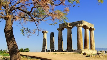 Private Biblical Tour of Ancient Corinth & Isthmus Canal