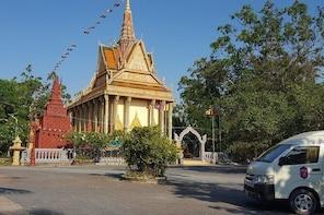 Kampot and Kep Town Tour