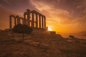 Private Sunset Tour of Cape Sounion