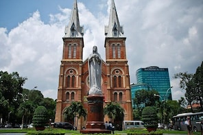 Make Your Own Full Day Shore Excursion in Ho Chi Minh City