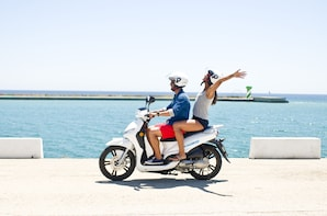 Scooter Rental Ibiza Playa den Bossa