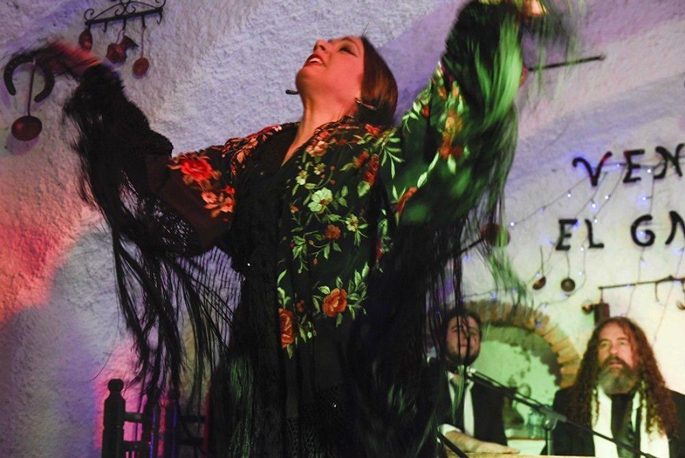 Flamencoshow Venta El Gallossa ja kuljetus
