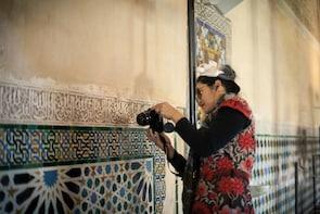 Excursion d'une demi-journée de l'Alhambra et du Generalife