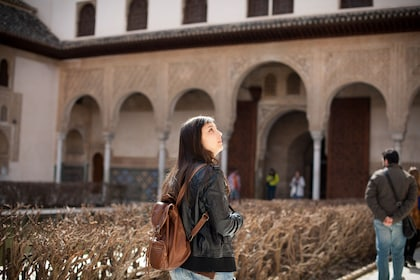 The Alhambra & Generalife Half-Day Tour