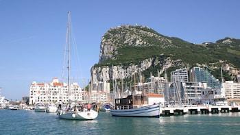 Gibraltar: sightseeing-tour en winkelen - vertrek vanuit Sevilla