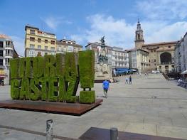 Visite d'une journée de Vitoria et de la région viticole de Rioja