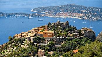Monaco, Monte Carlo & Èze Tour