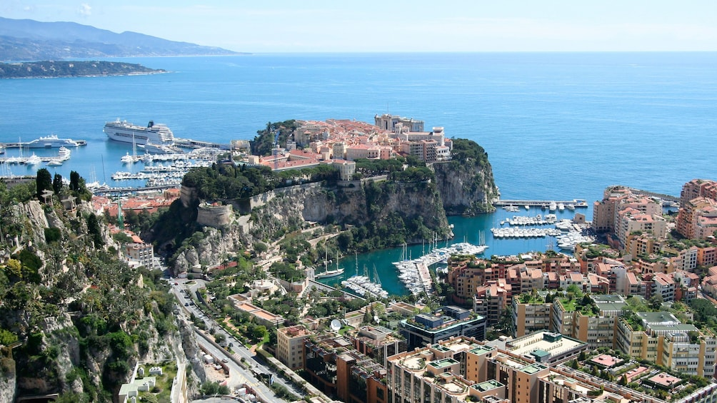 Show item 5 of 5. Sunny view of Monaco