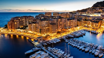 Monaco & Monte Carlo by Night Tour (T10)