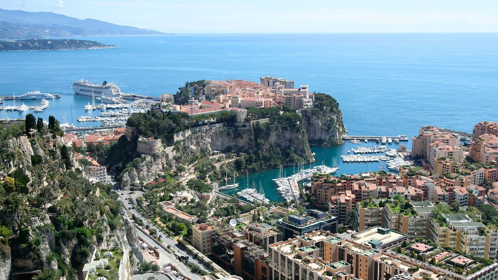 Show item 4 of 4. Day view of Monaco