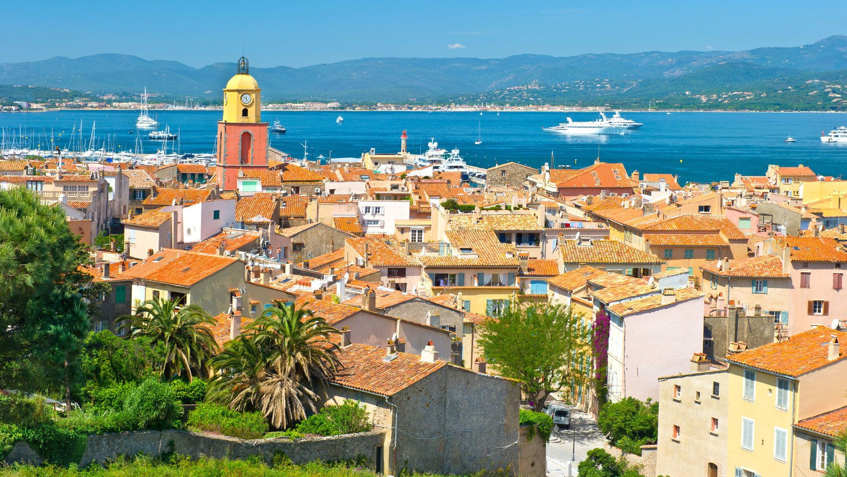 Heldagstur av Saint-Tropez – liten grupp