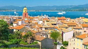 Excursion d'une journée en petit groupe à Saint-Tropez