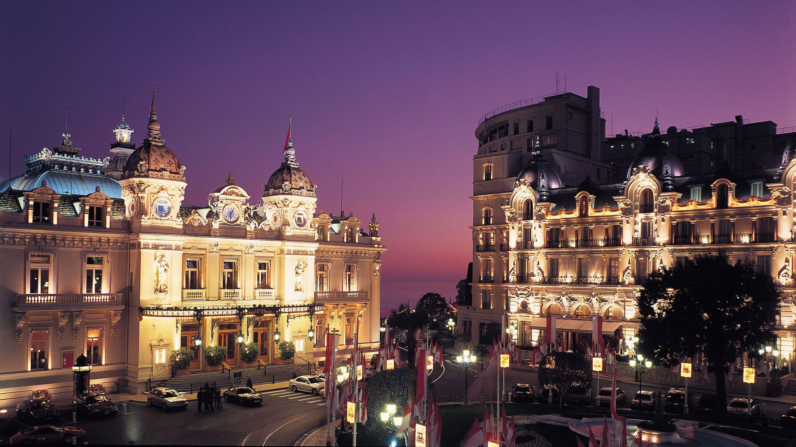 Kvällstur i Monaco med middag i liten grupp