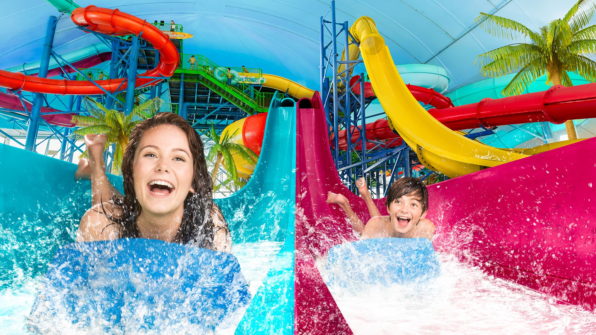 Fallsview Indoor Waterpark Admission