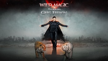 Espectáculo WILD MAGIC con Greg Frewin