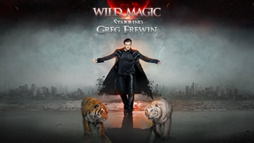 WILD MAGIC Show featuring Greg Frewin