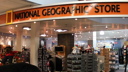 The Geographic Store in Niagara Falls