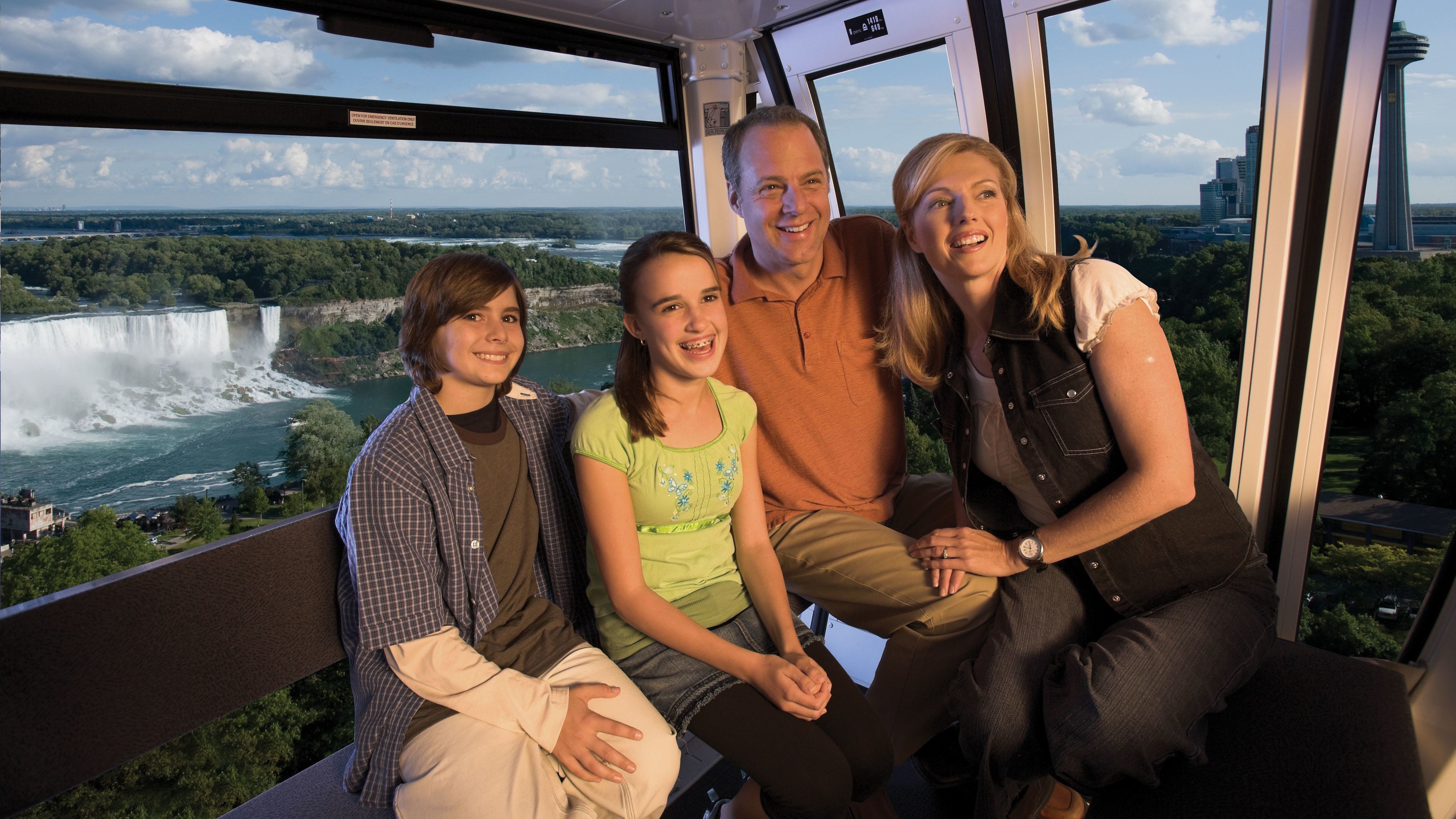Niagara SkyWheel Admission