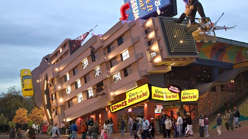 Visiting Ripley's Believe it or Not Museum in Niagara Falls
