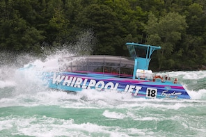 Domed Jet Boat Ride on the Niagara River