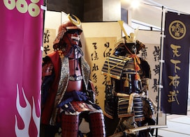 Samurai &Ninja Experience for Kids and Families in Osaka