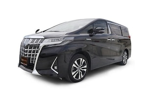 Toyota Alphard one way BKK to Sattahip / U-Tapao International Airport