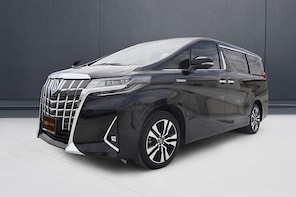 Toyota Alphard one way BKK to Pattaya, Laem Chabang Pier, Bang San, Srirach...